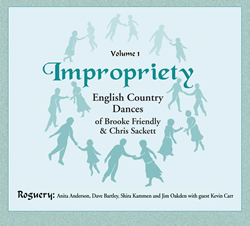 Impropriety CD cover